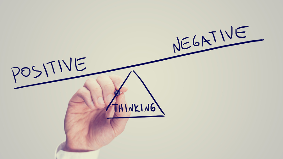 managing negative thoughts